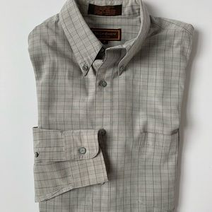 Yves Saint Laurent Men's Button Down Collar Shirt